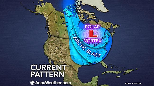 Northeast Polar Vortex Causing Havoc with Utility Rates