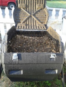 Our Lifetime Compost Tumbler