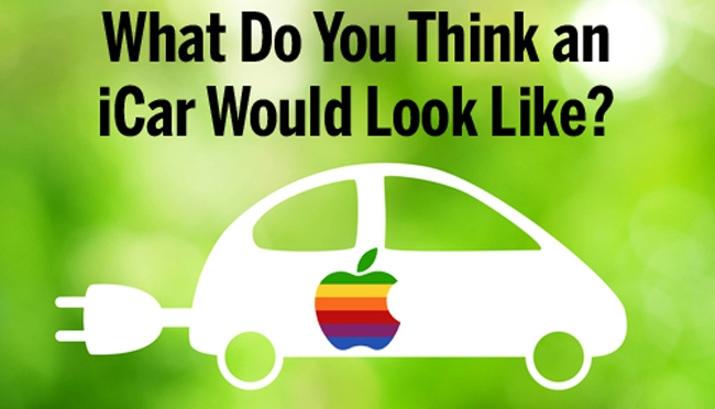What do you think an iCar will look like?