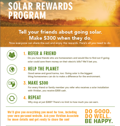 Solar Rewards