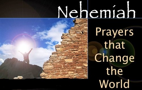 Prayer from Nehemiah
